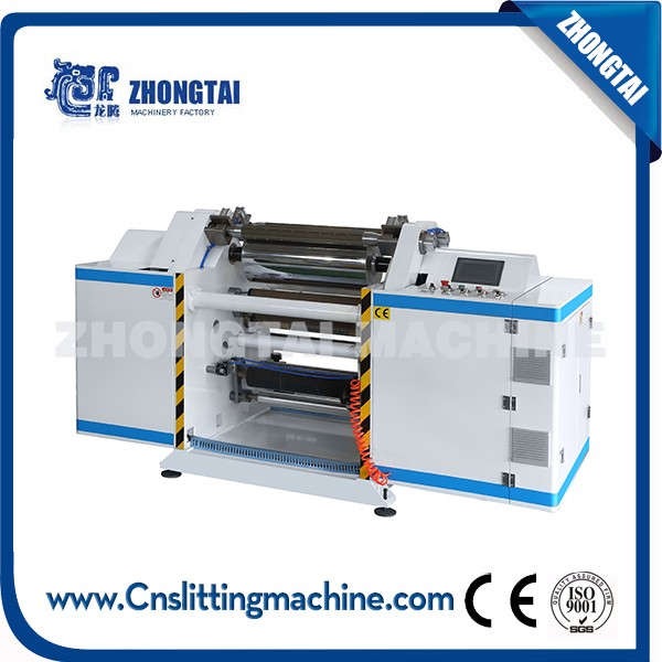 ZTS  Surface rolling Slitting Rewinding Machine