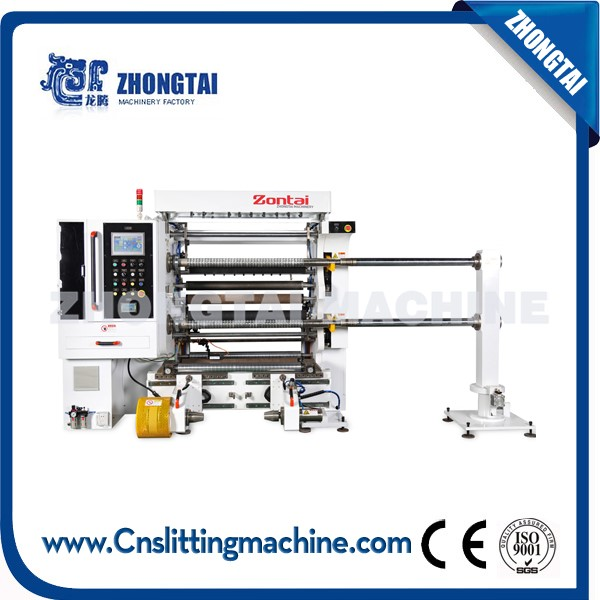 ZTM-D Same side Slitting Rewinding Machine
