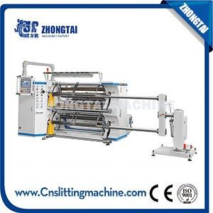 ZTM-C SERVO MOTOR CONTROLLED HIGH SPEED SLITTING MACHINE