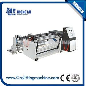 ZTM-B single rewinder paper slitter