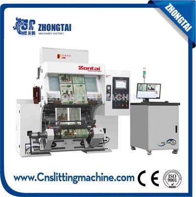 ZTM-H Servo Drive Automatic Inspection Rewinding Machine