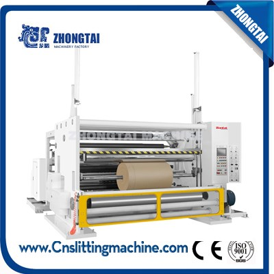 ZTM-F2500 Jumbo Paper Slitter Machine (Paper converting Machine)