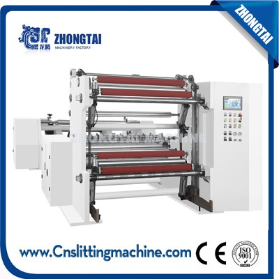 ZTM-A Paper Slitting Machine